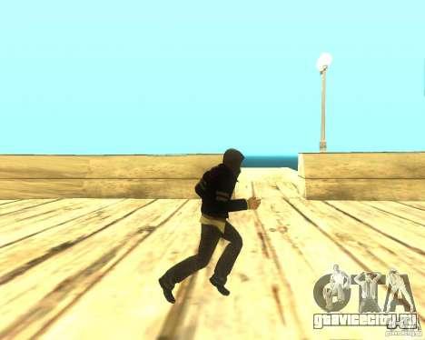 Alex Mercer ORIGINAL для GTA San Andreas