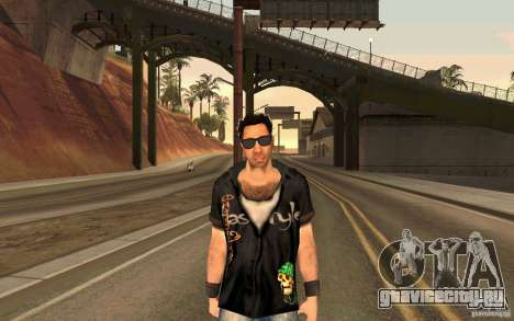 Biker для GTA San Andreas