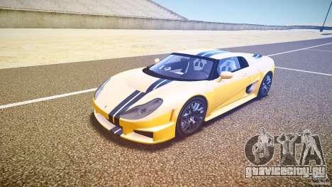 Rossion Q1 2010 v1.0 для GTA 4 вид слева