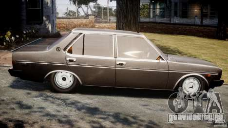 Fiat 131 Mirafiori 1974 для GTA 4 вид слева