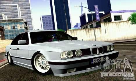 BMW E34 525i для GTA San Andreas
