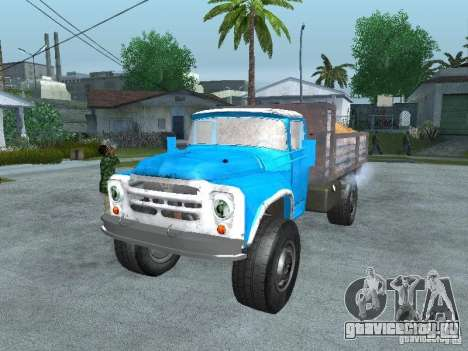 ЗиЛ 130 Мусоровоз для GTA San Andreas