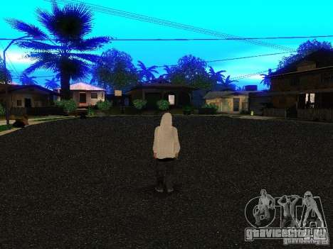 New ColorMod Realistic для GTA San Andreas пятый скриншот