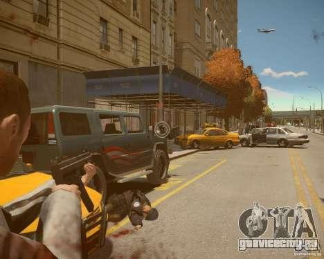 Dead Eye 2 для GTA 4