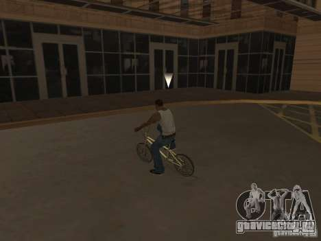 Вход в больницу Лос Сантоса для GTA San Andreas