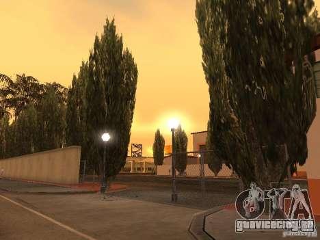 Unity Station для GTA San Andreas