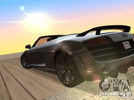 IG ENBSeries v2.0 для GTA San Andreas восьмой скриншот