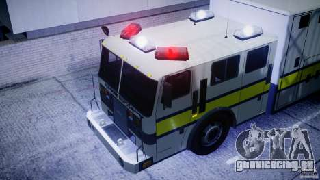 Royal Logistic Corps Bomb Disposal Truck для GTA 4