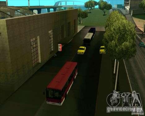 Припаркованый транспорт v1.0 для GTA San Andreas четвёртый скриншот
