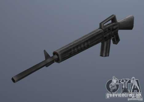 M16 для GTA Vice City второй скриншот