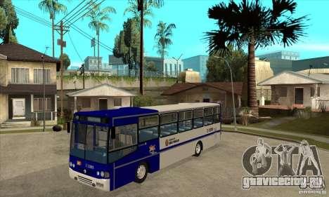 CAIO Alpha Mercedes-Benz OH-1420/51 skin Sao Paulo для GTA San Andreas