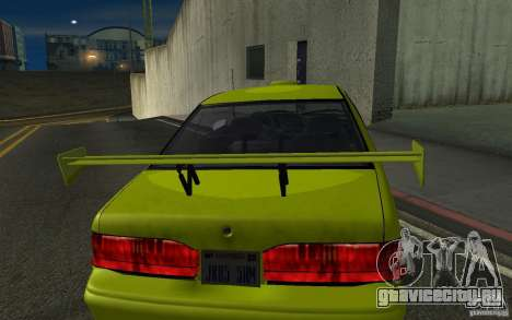 Ford Thunderbird 1993 для GTA San Andreas вид сзади слева