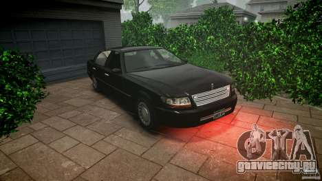 Washington FBI Car для GTA 4