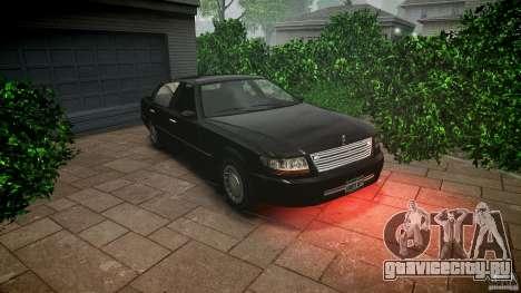 Washington FBI Car для GTA 4