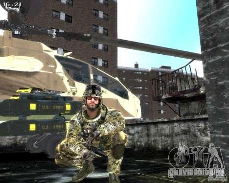 Micro Uzi для GTA 4 шестой скриншот