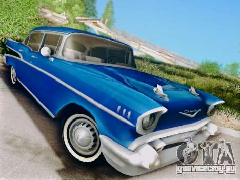 Chevrolet Bel Air 4-Door Sedan 1957 для GTA San Andreas