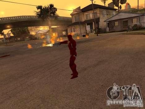 Железный человек для GTA San Andreas четвёртый скриншот