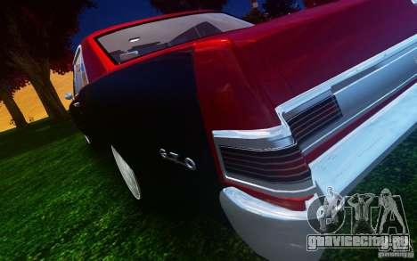 Pontiac GTO 1965 FINAL для GTA 4 колёса