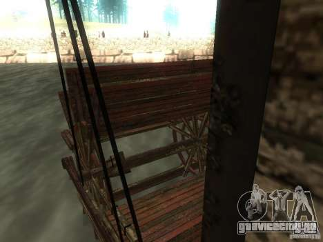 Duchess Gambit для GTA San Andreas вид сбоку