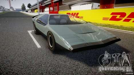 Alfa Romeo Carabo для GTA 4 вид справа
