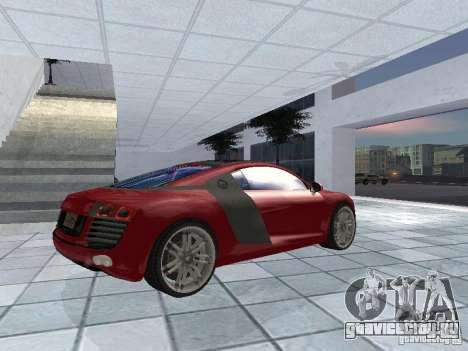 Audi Le Mans Quattro для GTA San Andreas вид справа