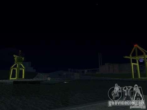 Новый Timecyc для GTA San Andreas восьмой скриншот