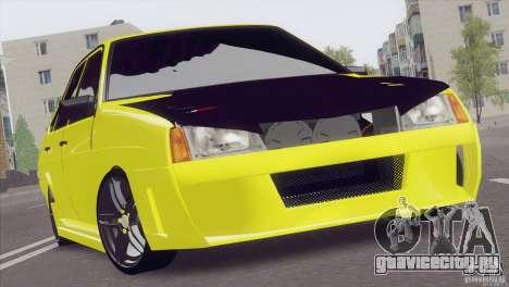 ВАЗ 21099 Спорт для GTA San Andreas вид слева