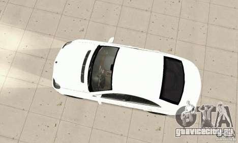 Mercedes-Benz CLS 63 AMG для GTA San Andreas вид справа
