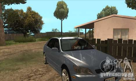 Real ENB Settings v3.0 The End version для GTA San Andreas второй скриншот