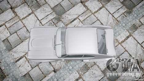 Ford Capri RS 1974 для GTA 4 вид справа