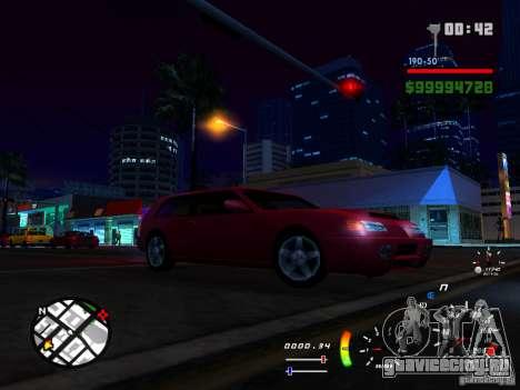 EnbSeries by gta19991999 v2 для GTA San Andreas третий скриншот