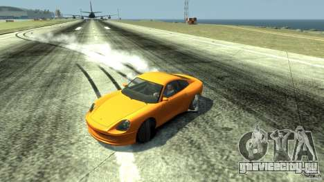 Drift Handling Mod для GTA 4