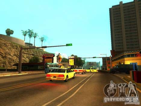EnbSeries by gta19991999 v2 для GTA San Andreas