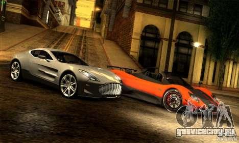 SA_gline V3.0 для GTA San Andreas седьмой скриншот