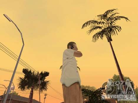 Nokia N8 для GTA San Andreas второй скриншот