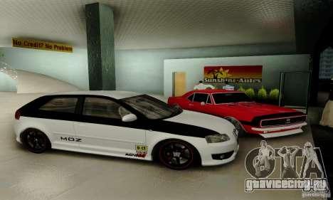 Audi S3 для GTA San Andreas колёса