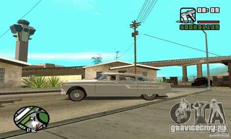 Houstan Wasp (Mafia 2) для GTA San Andreas вид слева