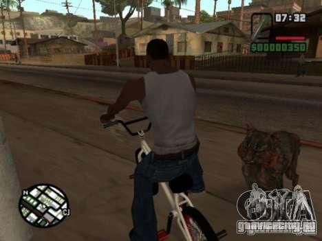 Animals in Los Santos для GTA San Andreas второй скриншот