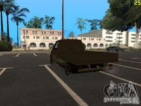 Moonbeam Пикап для GTA San Andreas вид слева