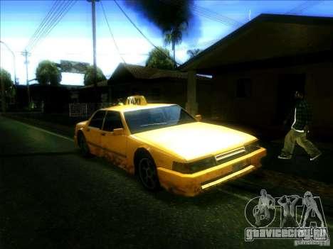 Sunrise Taxi для GTA San Andreas