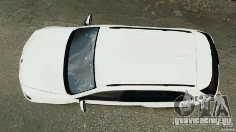 BMW X5 xDrive48i Security Plus для GTA 4 вид справа