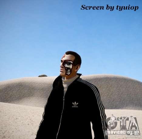 Niko - Terminator для GTA 4