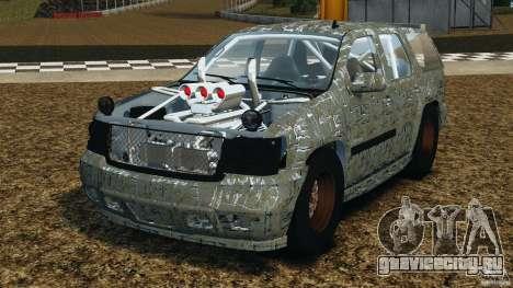 Chevrolet Tahoe 2007 GMT900 korch [RIV] для GTA 4