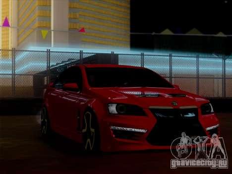 ENB v1.2 by TheFesya для GTA San Andreas пятый скриншот