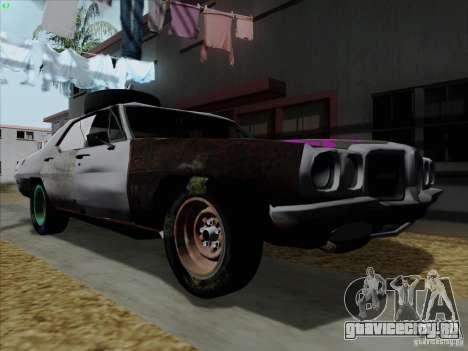 BETOASS car для GTA San Andreas вид слева