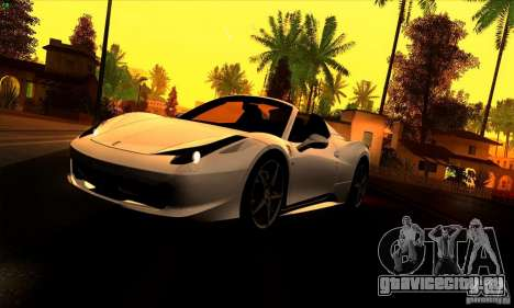 SA_gline 4.0 для GTA San Andreas третий скриншот
