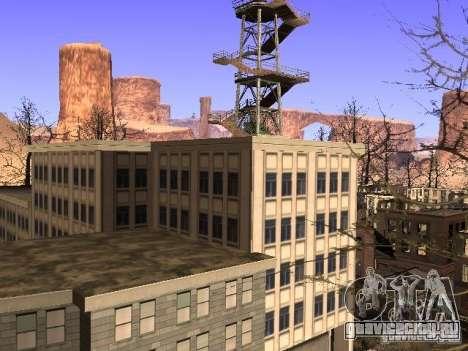 Чернобыль MOD v1 для GTA San Andreas седьмой скриншот