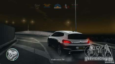 Coloured Radio HUD для GTA 4