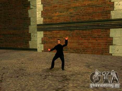 Тренировка Вузи для GTA San Andreas второй скриншот