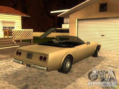 Feltzer из GTA Vice City для GTA San Andreas вид справа